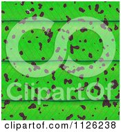 Clipart Of A Seamless Green Leaf Texture Background Pattern 6 Royalty Free CGI Illustration