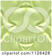 Seamless Green Gaudy Texture Background Pattern
