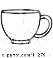 Outlined Cup