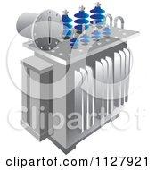 Electrical Substation Transformer