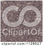 Clipart Of A Seamless Pink Cobble Stone Brick Texture Background Pattern Royalty Free CGI Illustration by Ralf61
