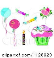 Cartoon Of A Royalty Free Vector Clipart by bpearth