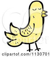 Yellow Pigeon 1