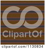 Clipart Of A Seamless Stripes Knit Fabric Texture Background Pattern 1 Royalty Free CGI Illustration