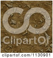 Clipart Of A Seamless Rocky Texture Background Pattern 4 Royalty Free CGI Illustration