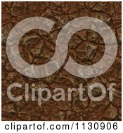 Clipart Of A Seamless Rocky Texture Background Pattern 11 Royalty Free CGI Illustration
