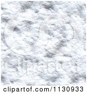 Clipart Of A Seamless Melting Snow Texture Background Pattern 6 Royalty Free CGI Illustration
