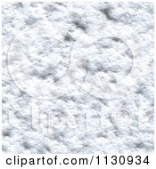 Clipart Of A Seamless Melting Snow Texture Background Pattern 7 Royalty Free CGI Illustration