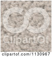 Clipart Of A Seamless Melting Dirty Snow Texture Background Pattern 24 Royalty Free CGI Illustration