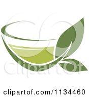 Cup Of Green Tea Or Coffee 5