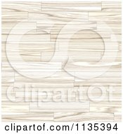 Seamless Light Wood Floor Background