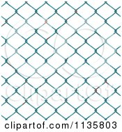 Clipart Of A Seamless Rusty Chain Link Fence Texture Background Pattern Version 3 Royalty Free CGI Illustration