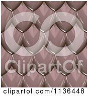 Clipart Of A 3d Seamless Scales Texture Background Pattern Royalty Free CGI Illustration