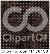 Clipart Of A Seamless Studded Skin Scales Texture Background Pattern Version 2 Royalty Free CGI Illustration by Ralf61