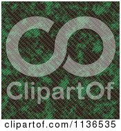 Clipart Of A Seamless Green Scales Texture Background Pattern Version 8 Royalty Free CGI Illustration by Ralf61