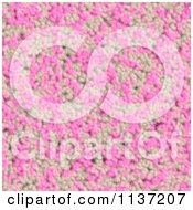 Clipart Of A Seamless Pink Skin Texture Background Pattern Version 10 Royalty Free CGI Illustration