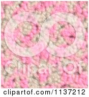 Clipart Of A Seamless Pink Skin Texture Background Pattern Version 15 Royalty Free CGI Illustration