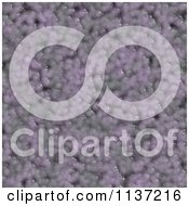 Clipart Of A Seamless Purple Skin Texture Background Pattern Version 2 Royalty Free CGI Illustration