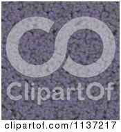 Clipart Of A Seamless Purple Skin Texture Background Pattern Version 3 Royalty Free CGI Illustration
