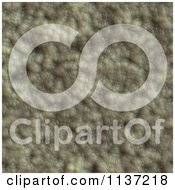 Clipart Of A Seamless Green Skin Texture Background Pattern Royalty Free CGI Illustration