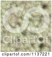 Clipart Of A Seamless Green Skin Texture Background Pattern Version 4 Royalty Free CGI Illustration