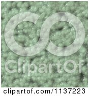 Clipart Of A Seamless Green Skin Texture Background Pattern Version 6 Royalty Free CGI Illustration