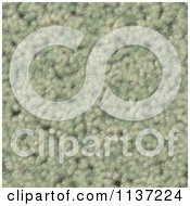 Clipart Of A Seamless Green Skin Texture Background Pattern Version 7 Royalty Free CGI Illustration