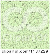 Clipart Of A Seamless Green Skin Texture Background Pattern Version 12 Royalty Free CGI Illustration