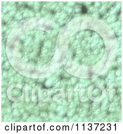 Clipart Of A Seamless Green Skin Texture Background Pattern Version 14 Royalty Free CGI Illustration