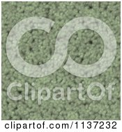 Clipart Of A Seamless Green Skin Texture Background Pattern Version 15 Royalty Free CGI Illustration