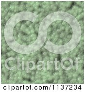 Clipart Of A Seamless Green Skin Texture Background Pattern Version 17 Royalty Free CGI Illustration