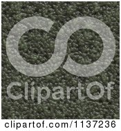 Clipart Of A Seamless Green Skin Texture Background Pattern Version 19 Royalty Free CGI Illustration