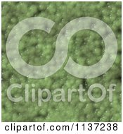 Clipart Of A Seamless Green Skin Texture Background Pattern Version 21 Royalty Free CGI Illustration