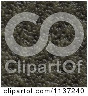 Clipart Of A Seamless Green Skin Texture Background Pattern Version 23 Royalty Free CGI Illustration