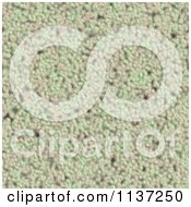 Clipart Of A Seamless Green Skin Texture Background Pattern Version 33 Royalty Free CGI Illustration
