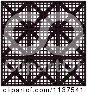 Clipart Of A Seamless 3d Metal Vent Texture Background Pattern Version 4 Royalty Free CGI Illustration
