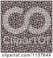 Clipart Of A Seamless 3d Truchet Tile Texture Background Pattern Version 21 Royalty Free CGI Illustration