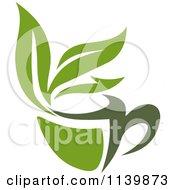 Cup Of Green Tea Or Coffee 7