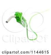 3d Green Eco Friendly Biodiesel Fuel Pump Nozzle 2
