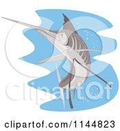 Retro Sailfish 8
