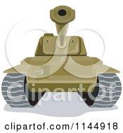 Military Tank 2