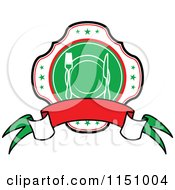 Red And Green Restaurant Cafe Or Diner Logo 3