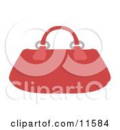Red Purse Clipart Picture