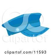 Blue Hat Clipart Picture