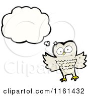 Royalty-Free (RF) Owl Thinking Clipart, Illustrations ...