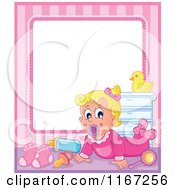 Royalty-Free (RF) Baby Frame Clipart, Illustrations, Vector ...