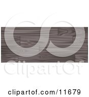 Wood Background Clipart Illustration