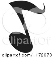 Eighth Note Tattoo Black Music Eighth Note