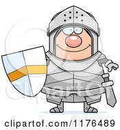 Happy Armoured Knight