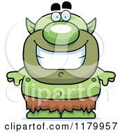 Grinning Chubby Goblin